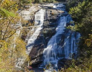 Triple Falls and High Falls, NC, A Tale of Two Waterfalls, Part 2